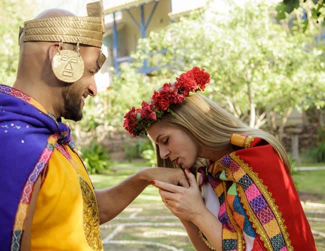 Andean Wedding Machu Picchu Iletours
