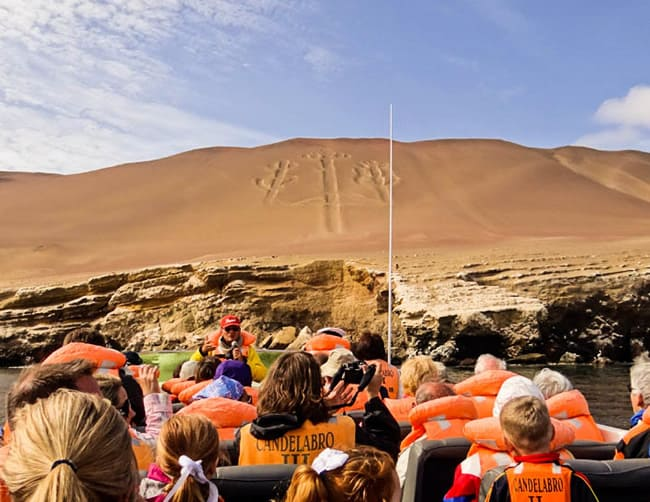 Ballestas Island Cruise Private Peru