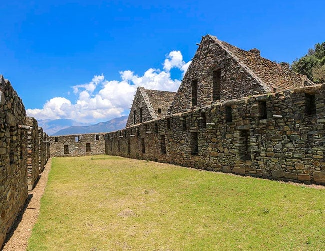 tour choquequirao full day