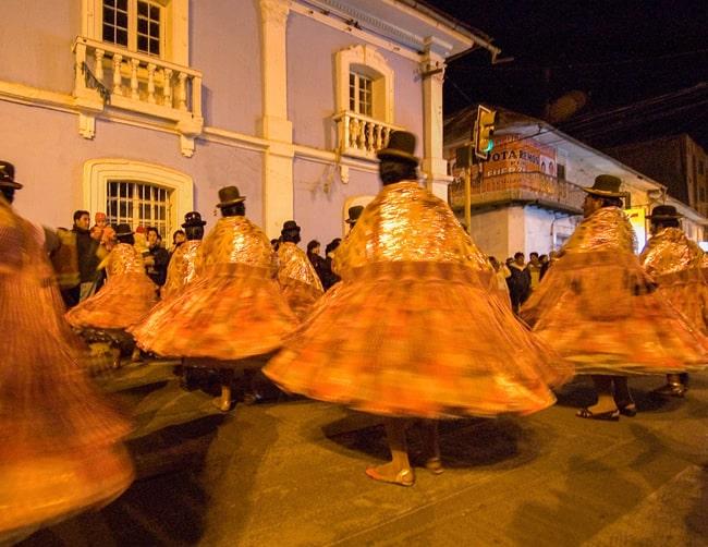 Christmas in Puno Peru Iletours