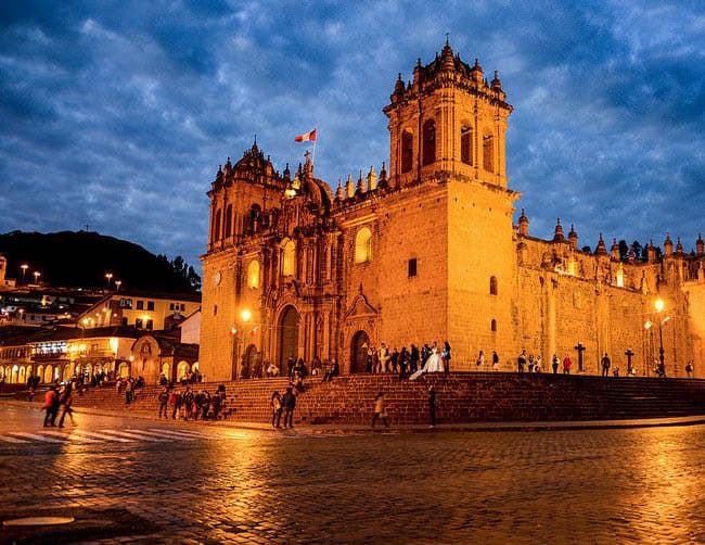 Cusco Holidays Festivals