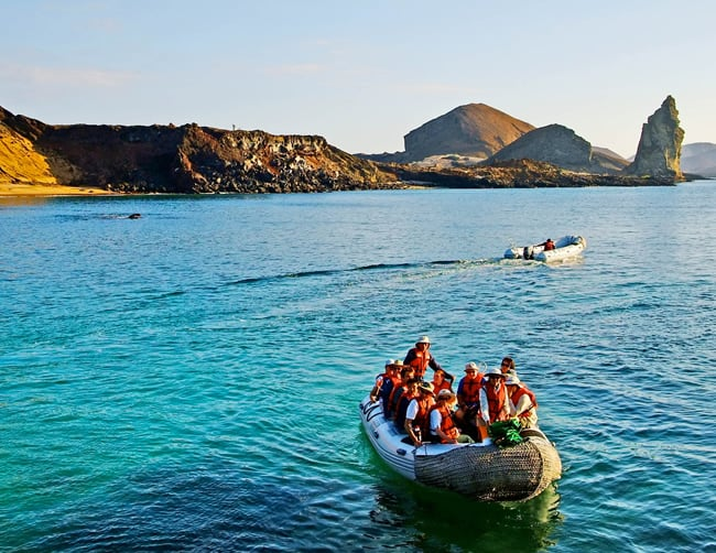 Galapagos Islands Private Charters Iletours