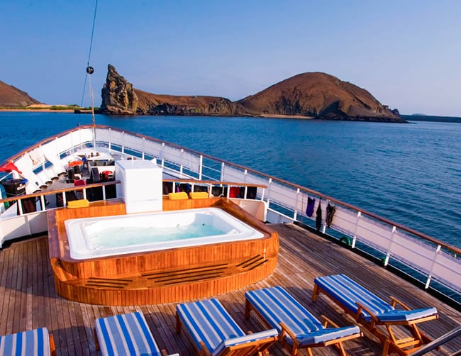 Galapagos Private Yacht Trips Iletours