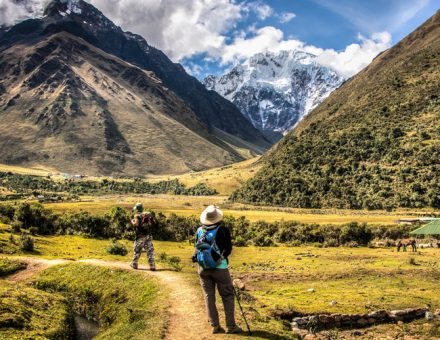 These are the 06 most popular destinations in Peru
