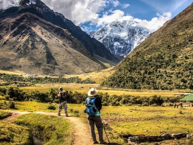 Trilha Inca pra Machu Picchu  03 Dias