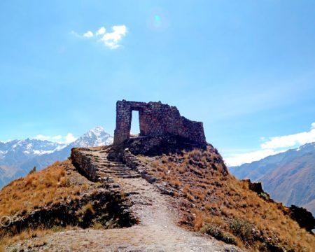 Trilha Inca pra Chachabamba, Inti Punku, Machu Picchu  02 Dias