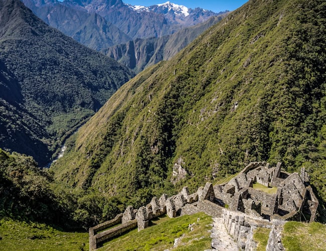 Inca Trail Adventure Tours Iletours