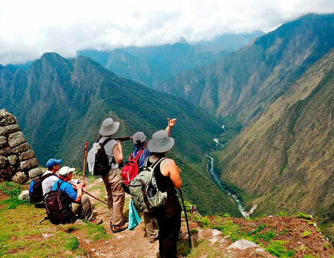 Inka Trail to Machu Pucchu | ILE Tours