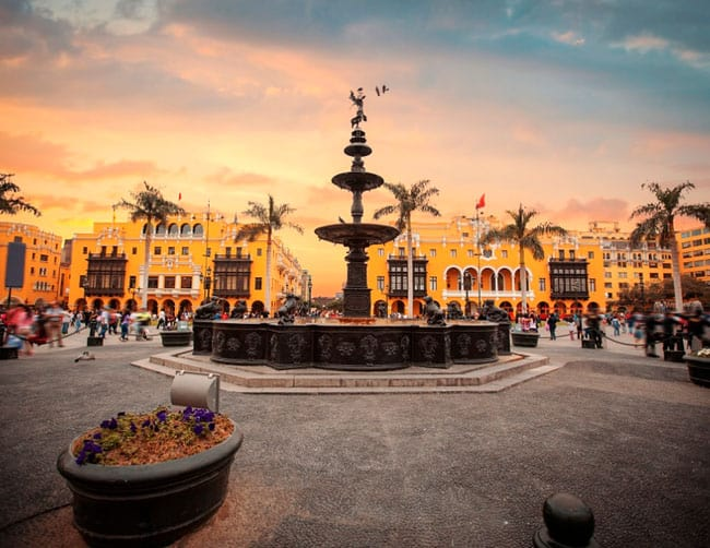 Places to visit in Lima