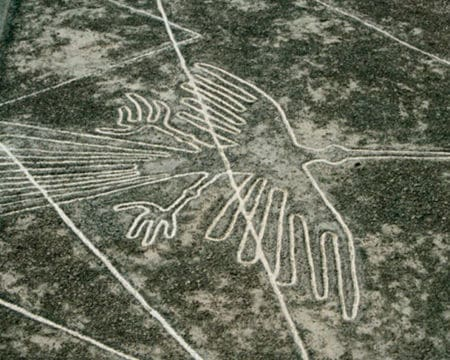 Flights over the Nazca Lines, Machu Picchu 9 Days
