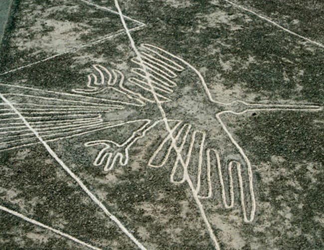 Lineas de Nazca excursion