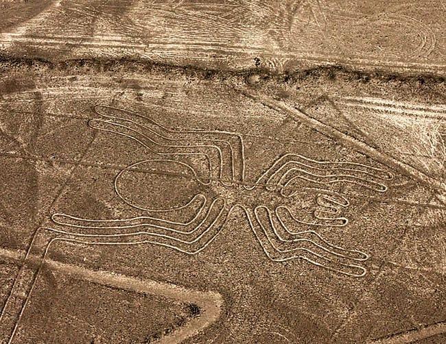 Lineas de Nazca Peru