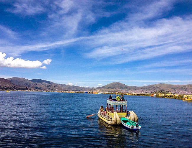 Luxury Destinations South America Peru puno