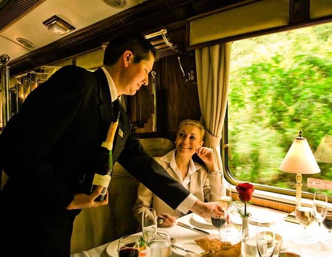 Luxury Machu Picchu Train Peru