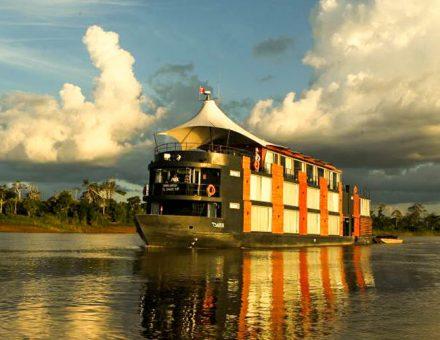 Peru Amazon River Luxury Cruises