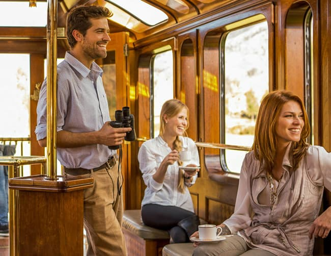 Luxury Train America Peru Travel