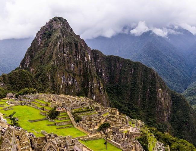 Machu Picchu Holiday Package Peru
