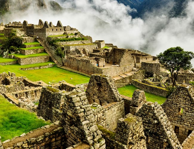 Machu Picchu Riding Holiday Peru
