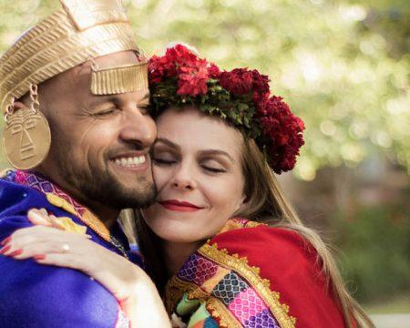 Casamento Mistico em Machu Picchu (Renovar seus votos de Casamento)