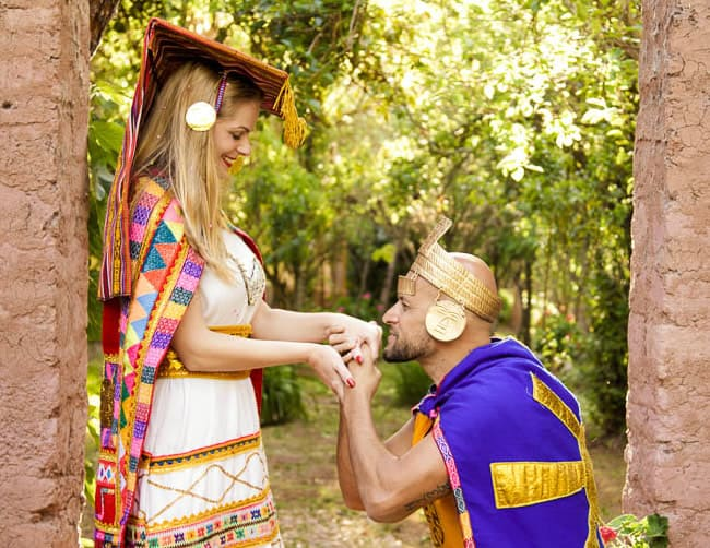 Machu Picchu Wedding Proposal Iletours