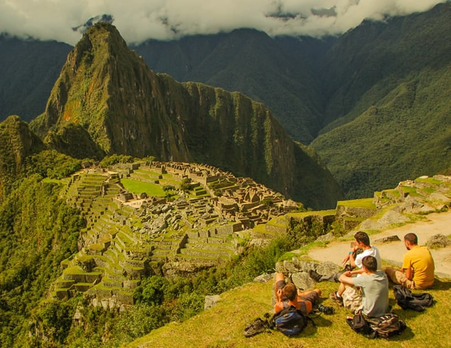 Machu Picchu among the 10 most popular attractions