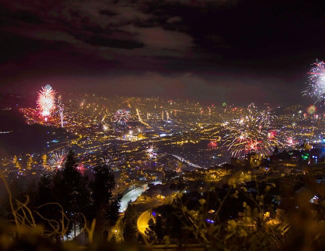 New Year Peru Traditions Iletours