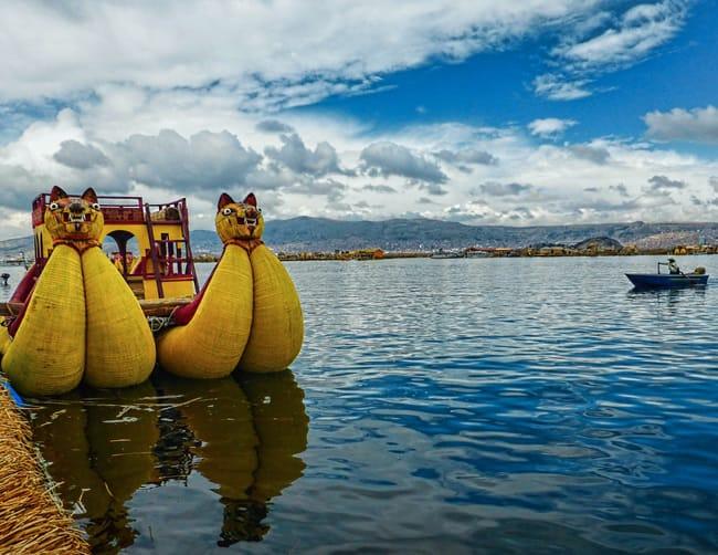 Paracas Ilhas de Ballestas Machu Picchu lago titicaca | ILE Tours