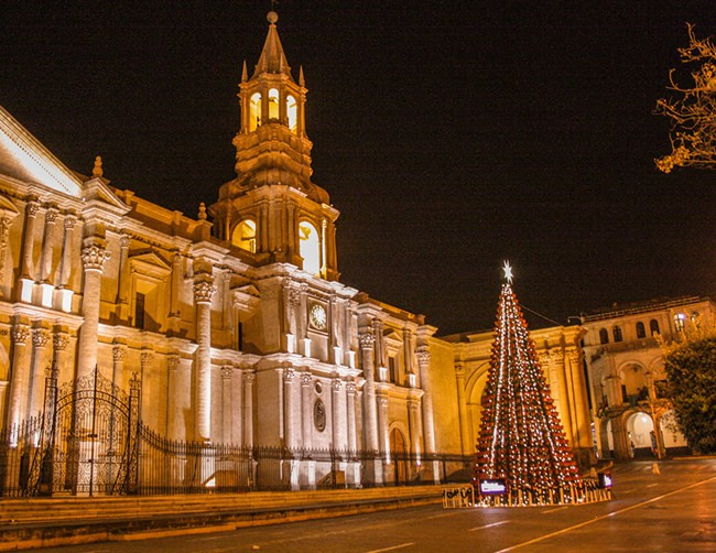 Peru Christmas Holiday Iletours