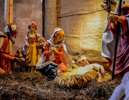 Traditional Christmas in Peru