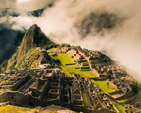 Senhor de Sipan, Chan Chan em Trujillo, Machu Picchu  10 Días