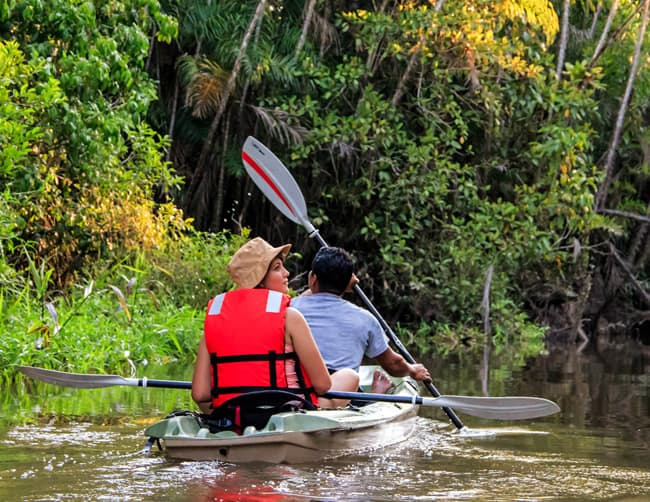 Peru Rainforest Luxury Vacations Iletours
