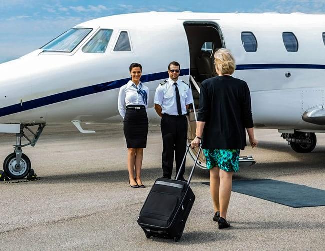 Private Jet Charter Peru