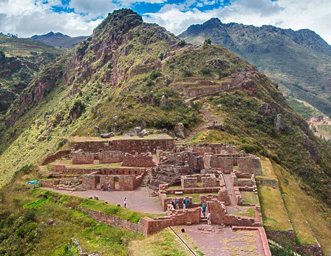 Sacred Valley Pisaq Cusco Tour