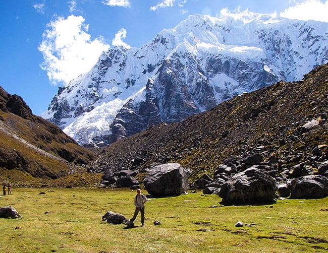 Salkantay Luxury Trek Iletours