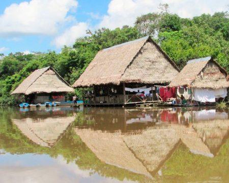 Iquitos, Tahuayo River, Manatee Rescue Center 04 days