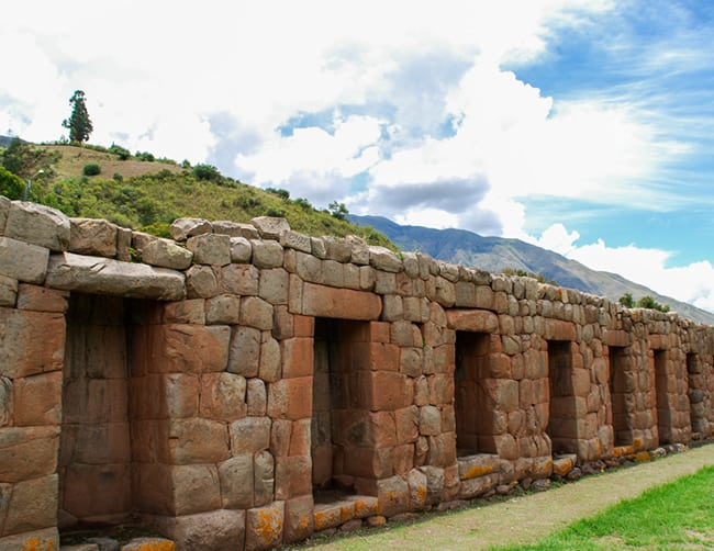 Tarawasi Inca Ruins Hiking Iletours