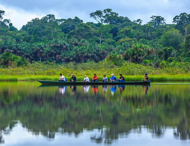 The Amazon Rainforest Holiday Iletours