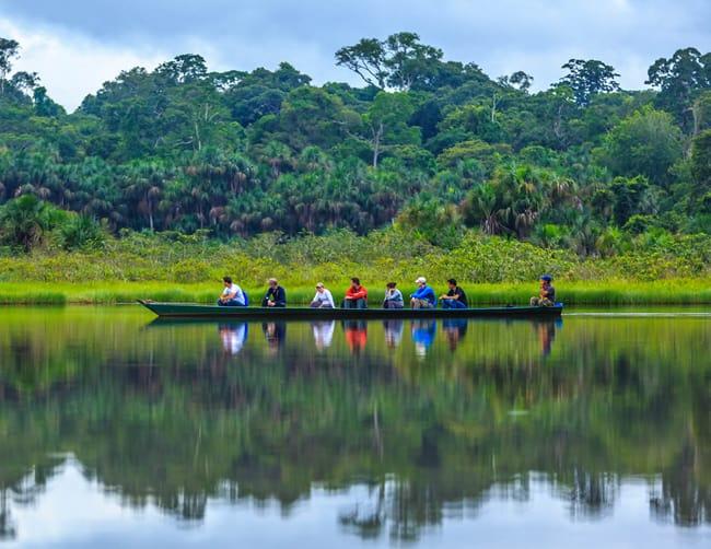 The Amazon Rainforest Holiday Iletours
