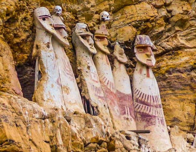 Travel Chachapoyas Peru Iletours