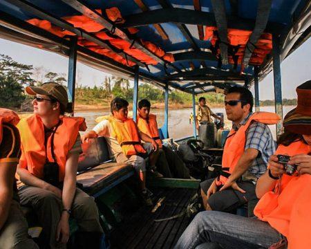 Lago Sandoval, Selva Amazónica Perú 5 Días