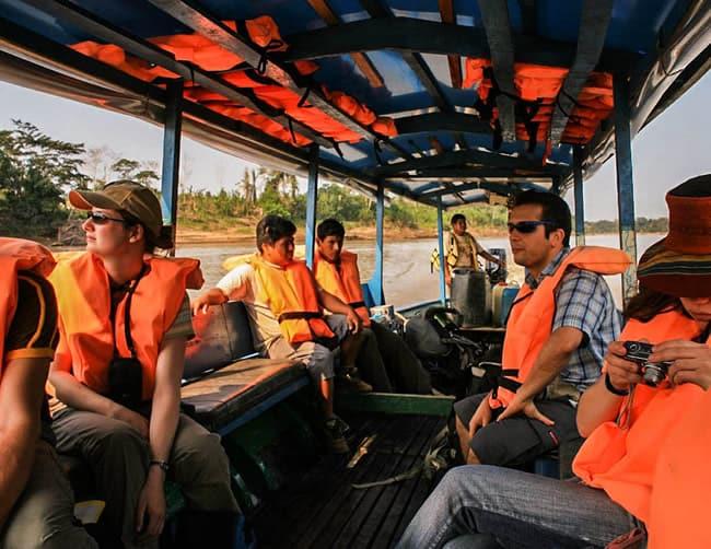 Amazon Rainforest Vacation Sandoval Lake | ILE Tours