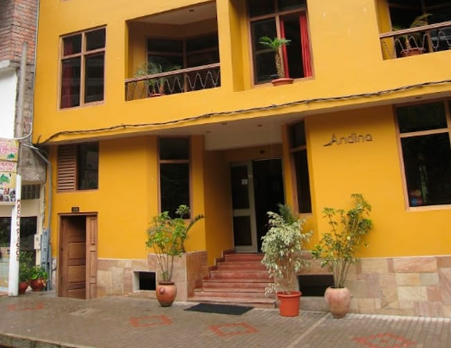 andina lujo machu picchu hotel