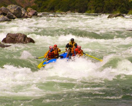 White Water Rafting Apurimac River Perú – 03 Days
