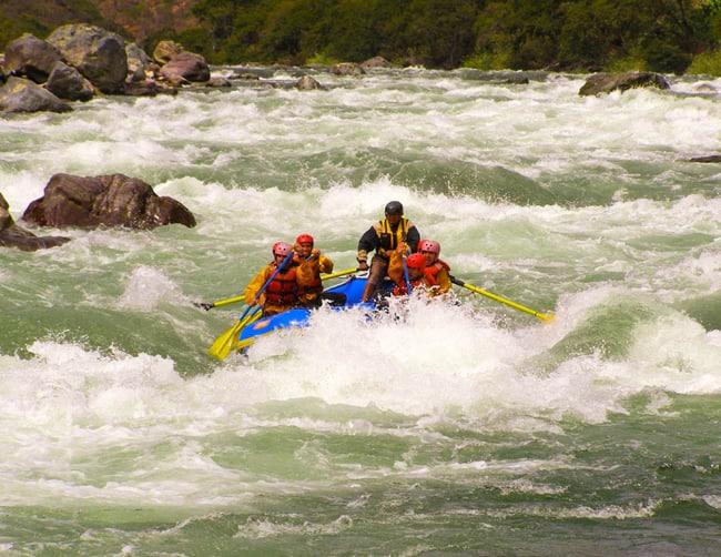 Apurimac Rafting Cusco Iletours