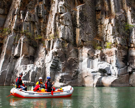 Apurimac River Canyon Peru Adventure
