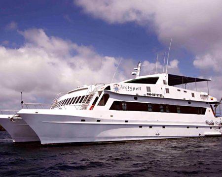 Last Minute Archipell I Catamaran Galapagos Yacht