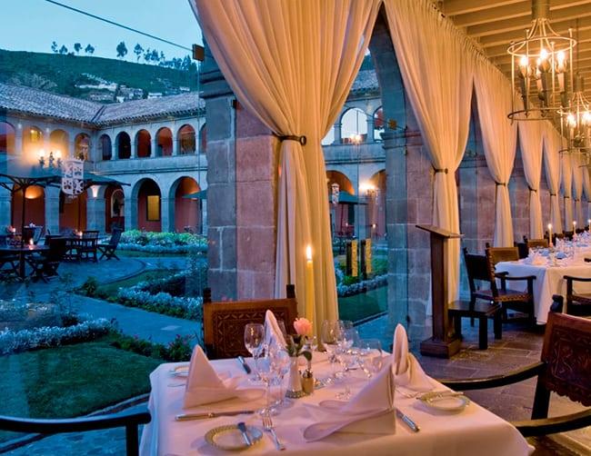 belmond hotel monasterio peru