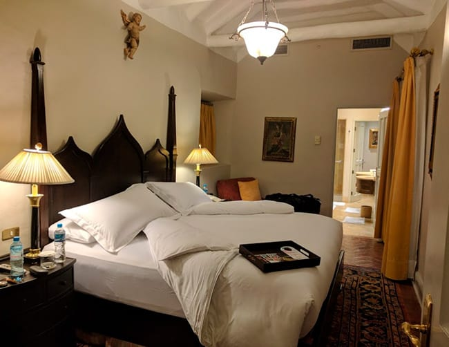 belmond hotel monasterio cusco peru