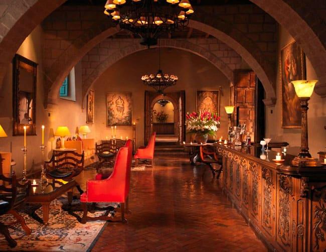 Belmond Hotel Monasterio Cusco Luxuoso 5 Estrelas