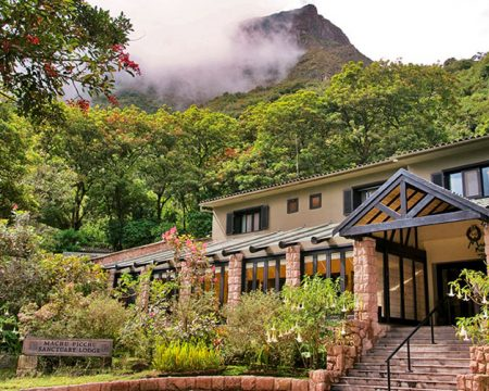 Belmond Sanctuary Lodge Machu Picchu Lujoso Hotel 5 Estrellas